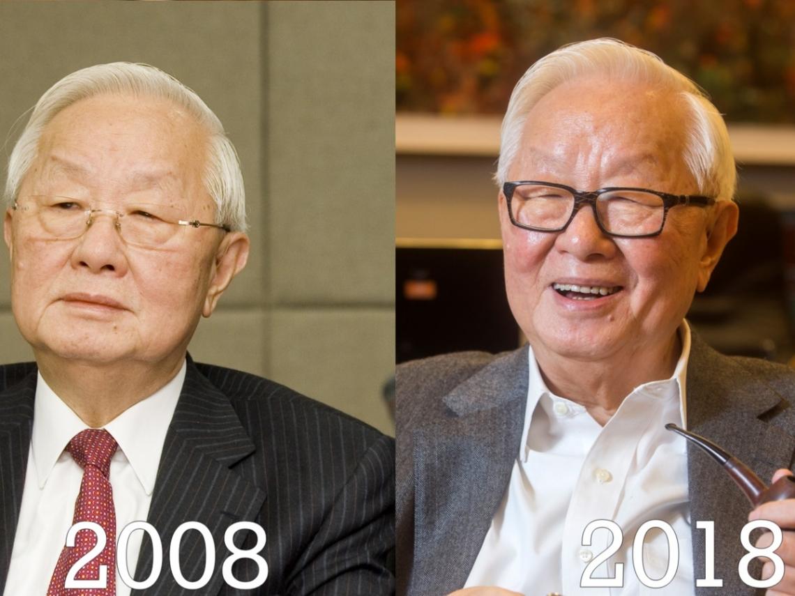 FB瘋「十年挑戰」  政治、財經名人誰最凍齡?