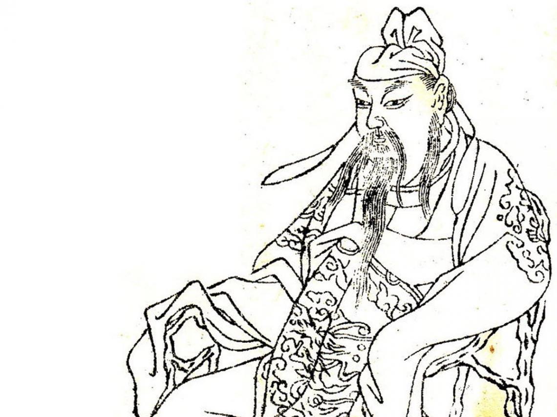 台灣出借到日本的《祭侄文稿》  顏真卿:人如其字,字如其人