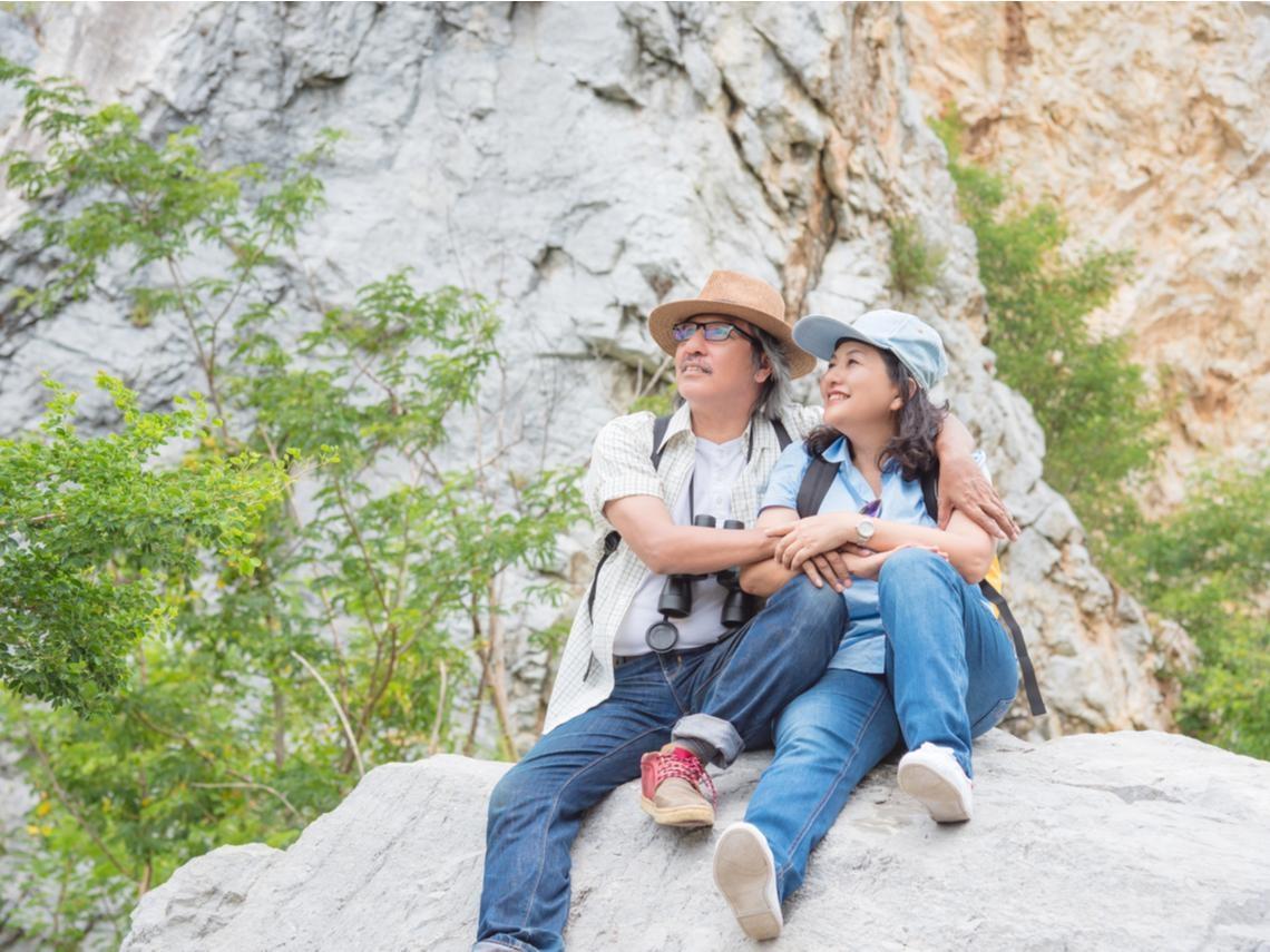 林靜芸/生活有熱情,就沒時間碎碎念!為了更好的人生,無論幾歲都要尋找熱情