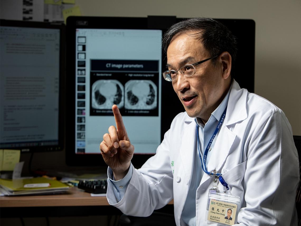 沉默的非癌殺手IPF 五年存活率約20-40%