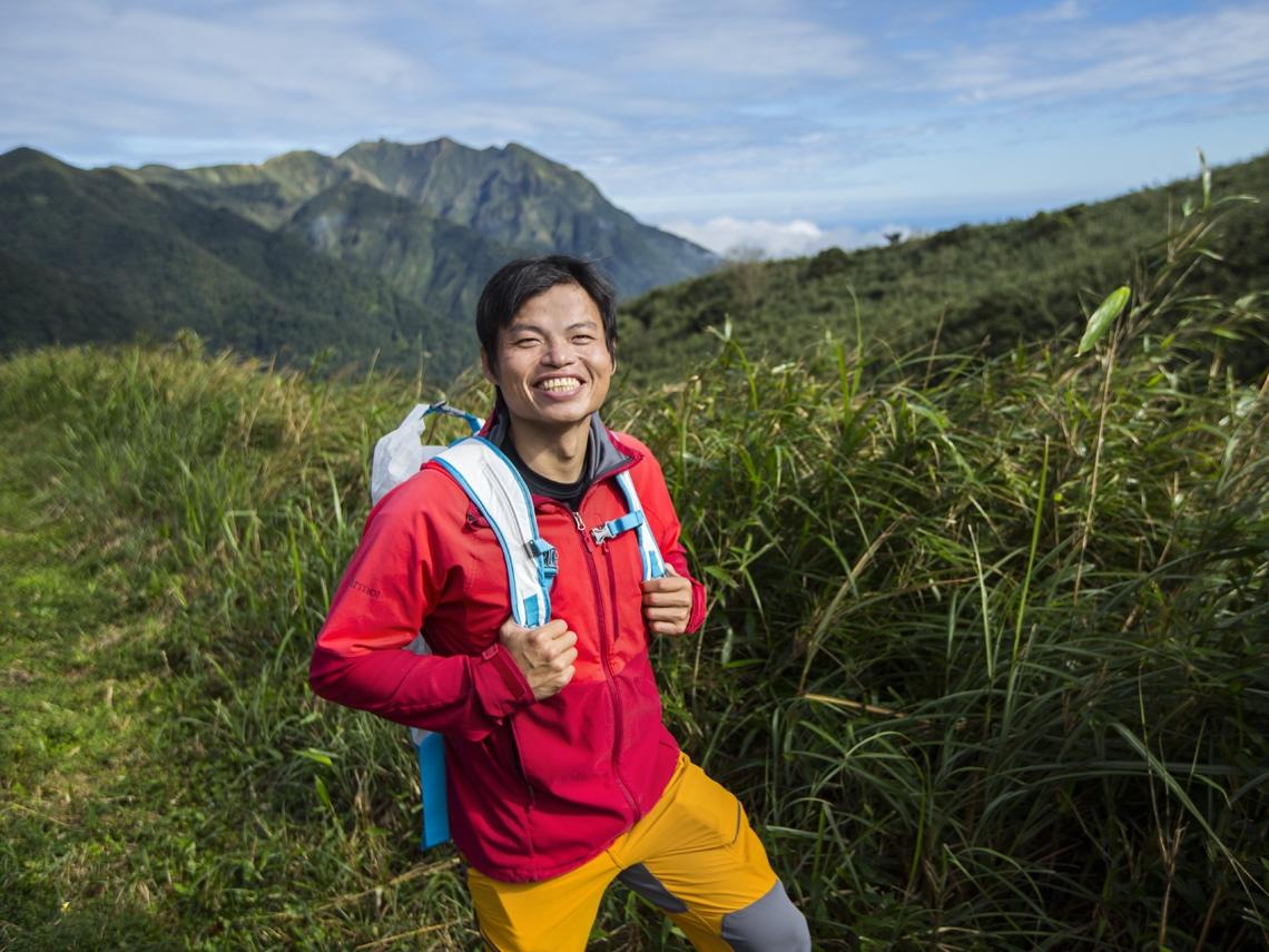 「無氧」征服高峰 呂忠翰台灣第一人 夢想愈去追它 愈會有人幫你
