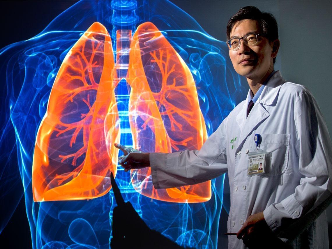 「新國病」肺癌症狀、5個迷思,專家一次解答