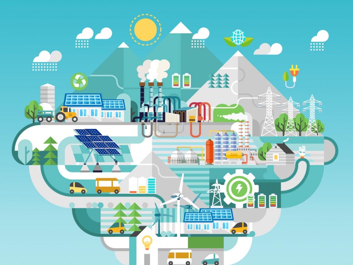 搶救地球!綠能科技大步走