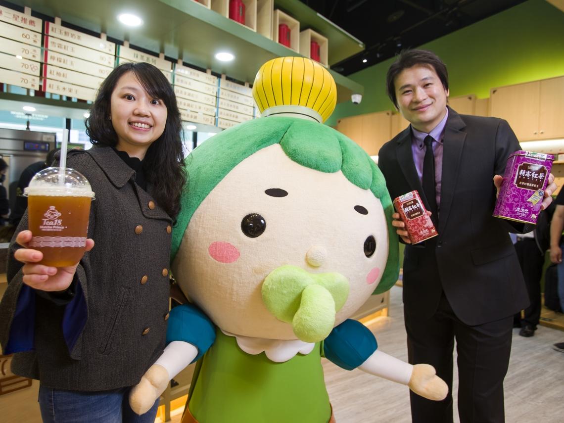 返鄉砍檳榔  八○後女生把紅茶賣進京都