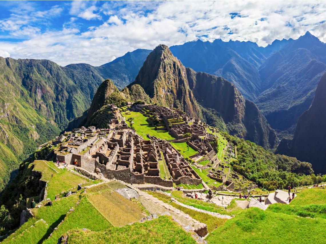 最美的天空之城!登上「馬丘比丘」,一探印加帝國的奇幻美景!