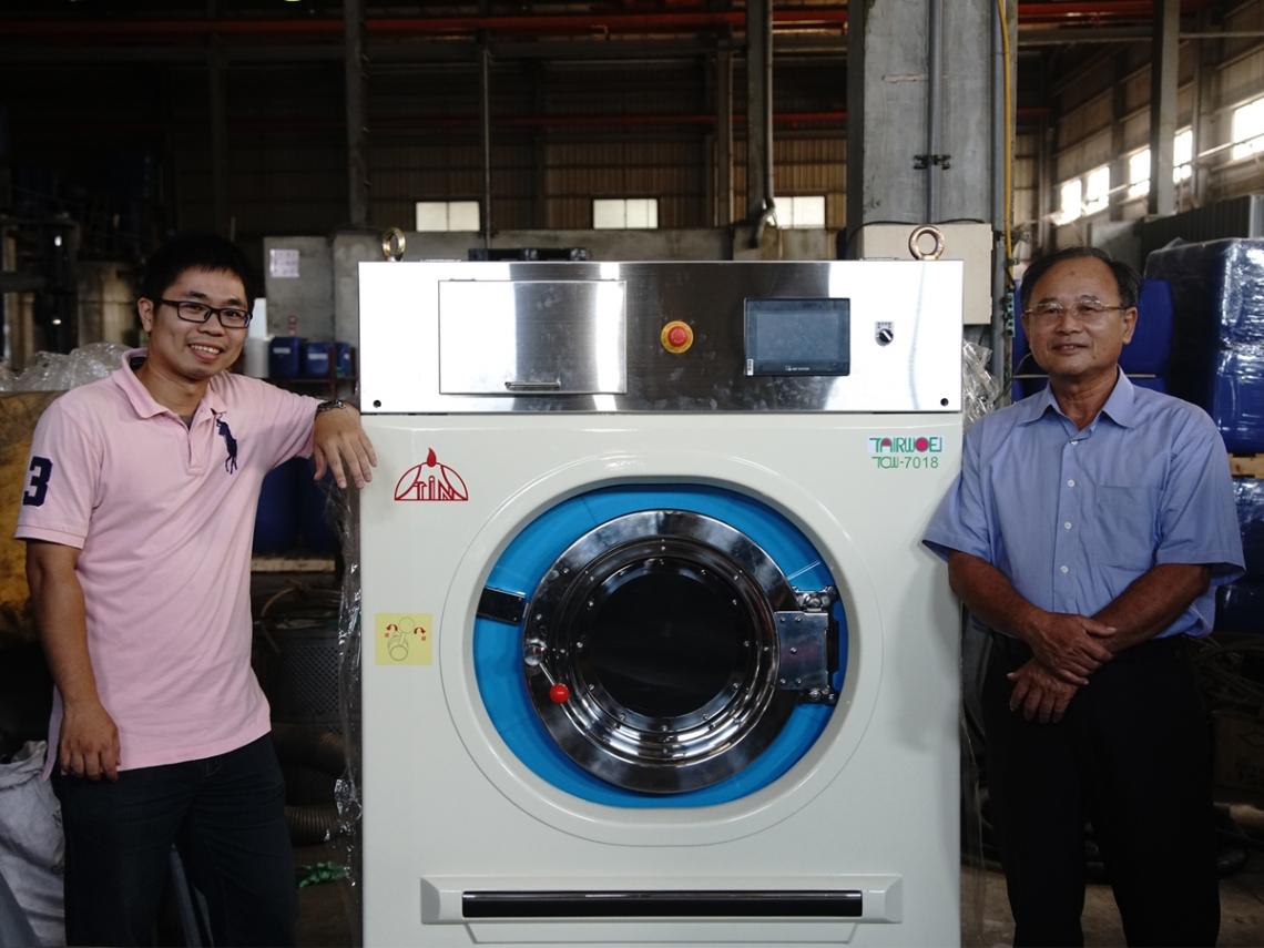 商用自助洗衣樂智慧服務群聚 智慧洗衣免等待、免零錢