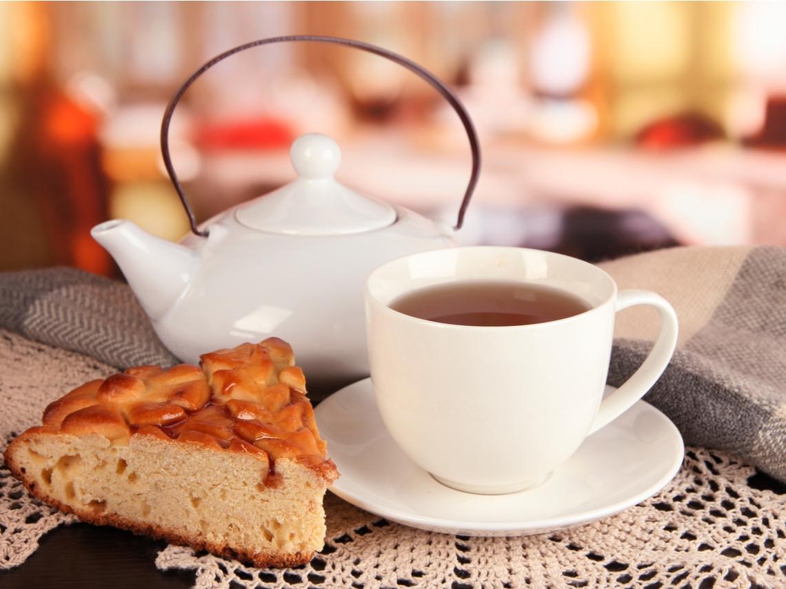 親手泡茶、做蛋糕招待好友!退休夫妻的幸福小天地