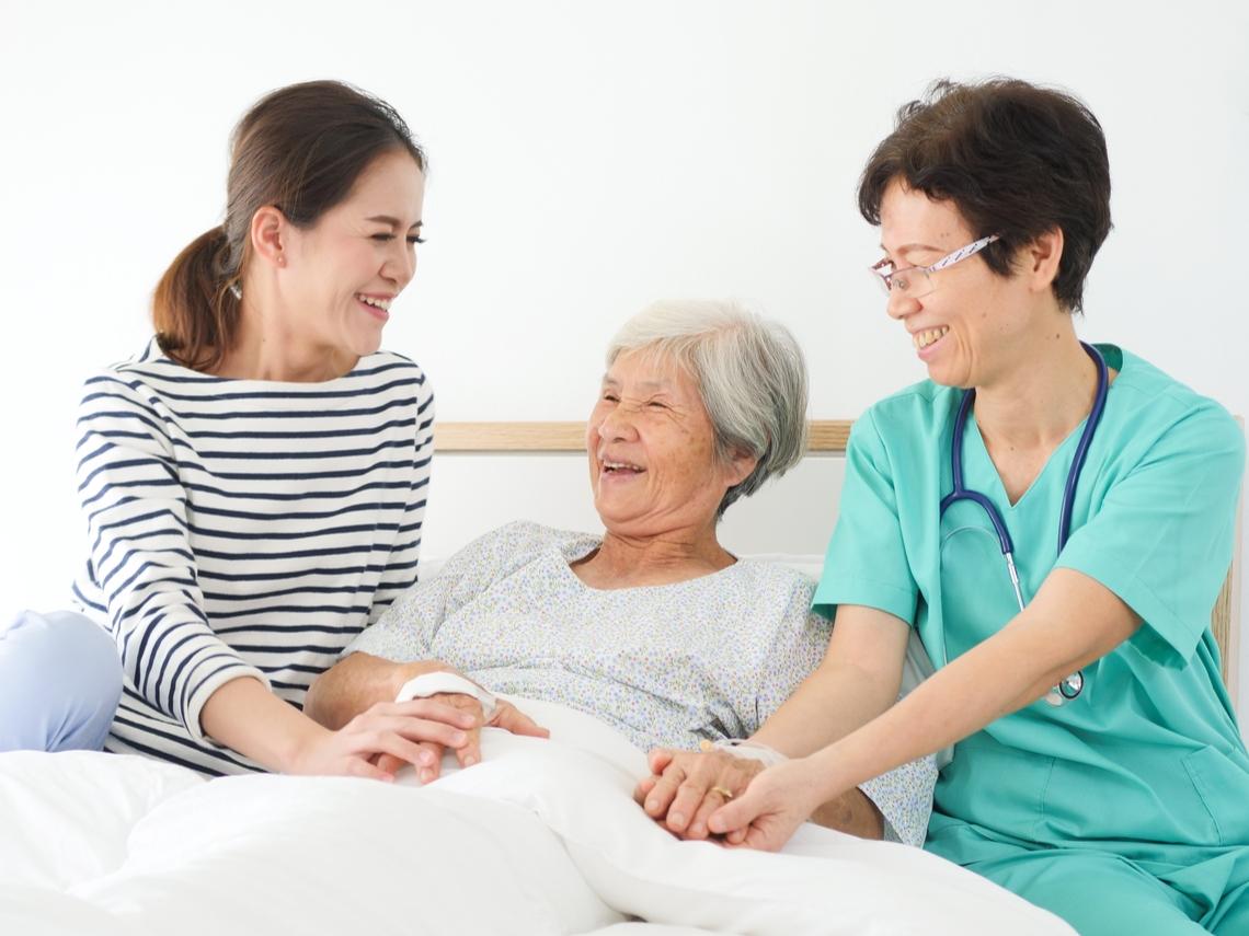找到心目中的幸福安養院,記得在這3個時間去參觀!