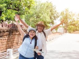林靜芸/不想交新朋友、學習新事物?別讓人生只有60分,「超越自己」才能幸福快樂