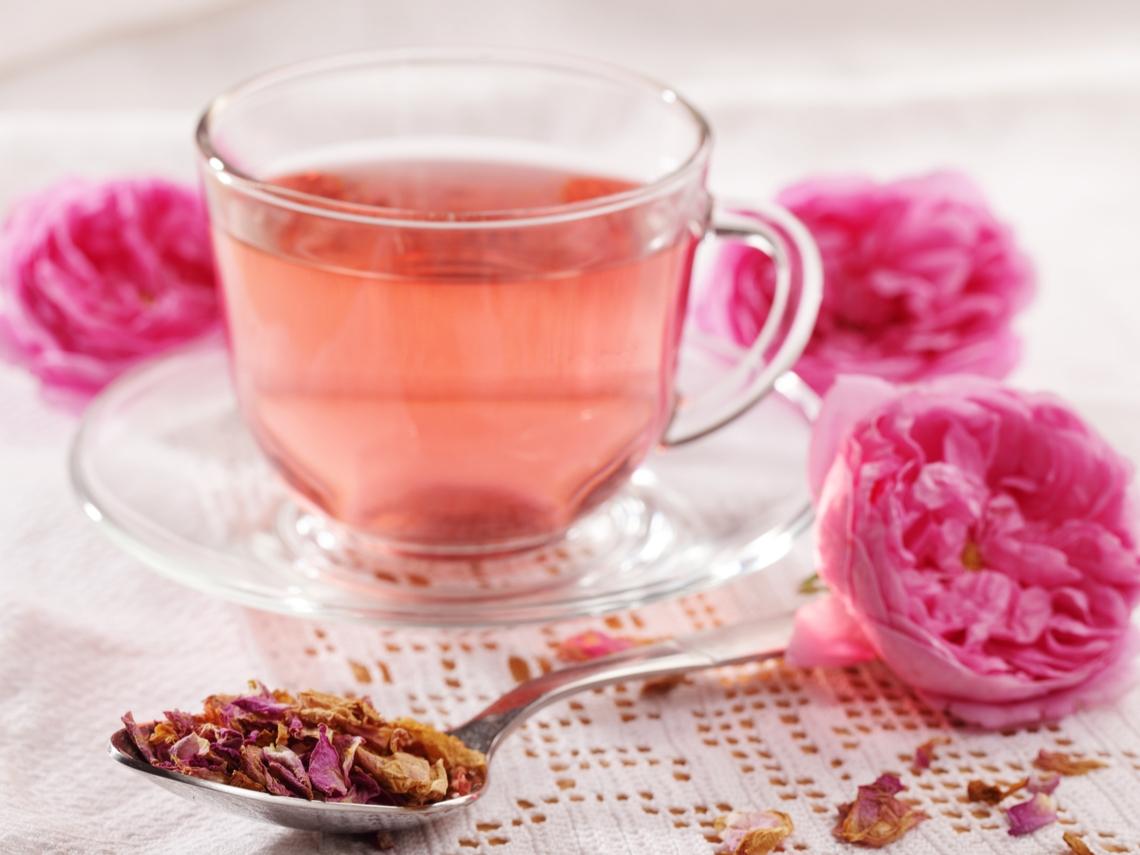 血脂太高,小心養出脂肪肝!喝「玫瑰山楂茶」,排油很簡單!