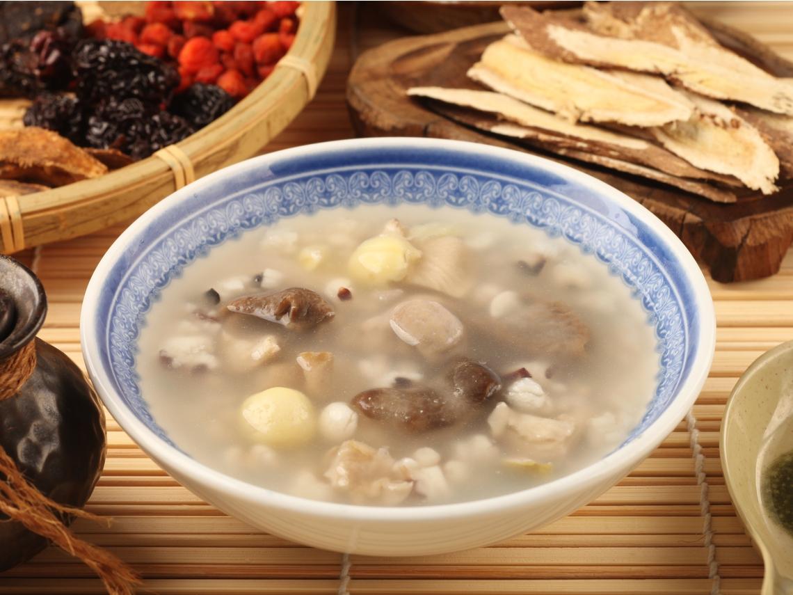 養生又保暖的冬天食補推薦!四神湯防癌、控血糖,還能改善疲勞、消化不良