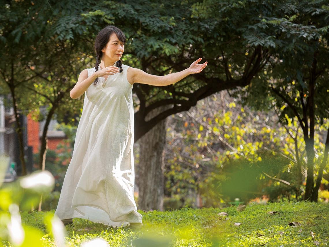 台大中文系副教授蔡璧名 罹癌重生過後 才知「心」的重要