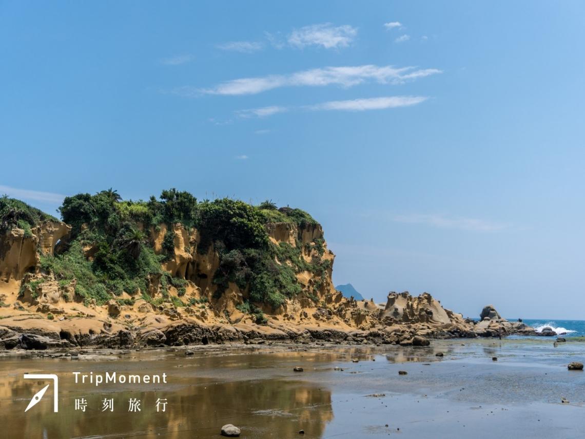 基隆|北海岸的世界級地景,都在和平島公園、阿拉寶灣