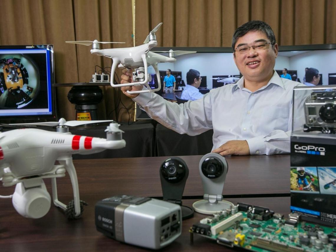 台大生矽谷創業 成全球影像晶片霸主