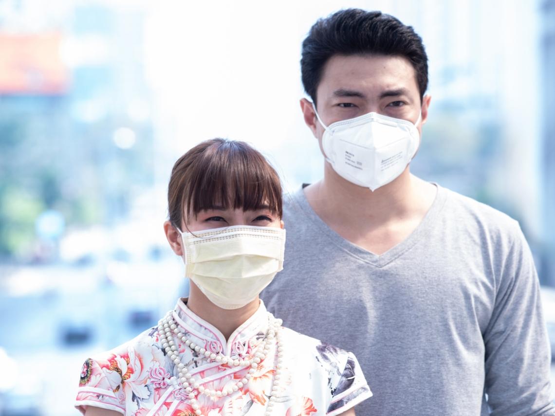 武漢肺炎》口罩完整解析:「這個口罩」阻擋飛沫傳染,阻擋細菌、外來物能力一流!