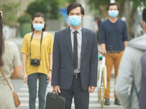 別把PM2.5帶回家!返家必做3件事,甩掉空氣汙染