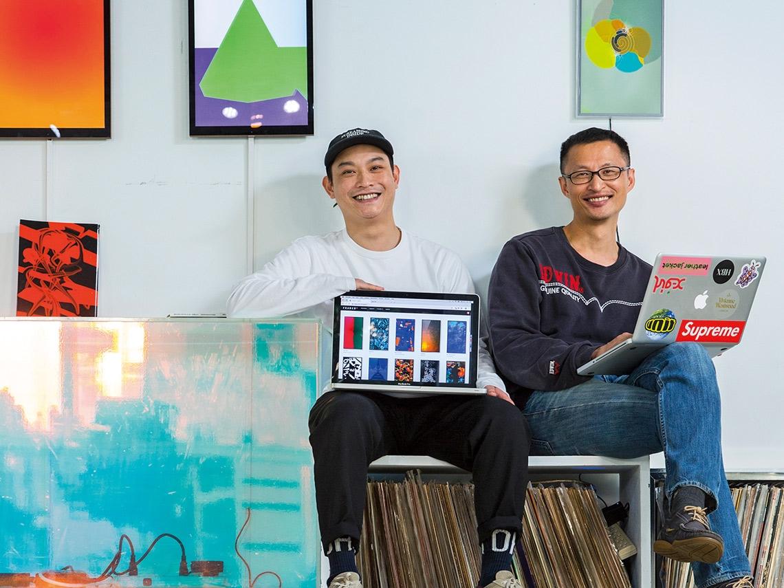 數位畫框讓賓士、香奈兒買單 會流動的畫 賣向全球市場