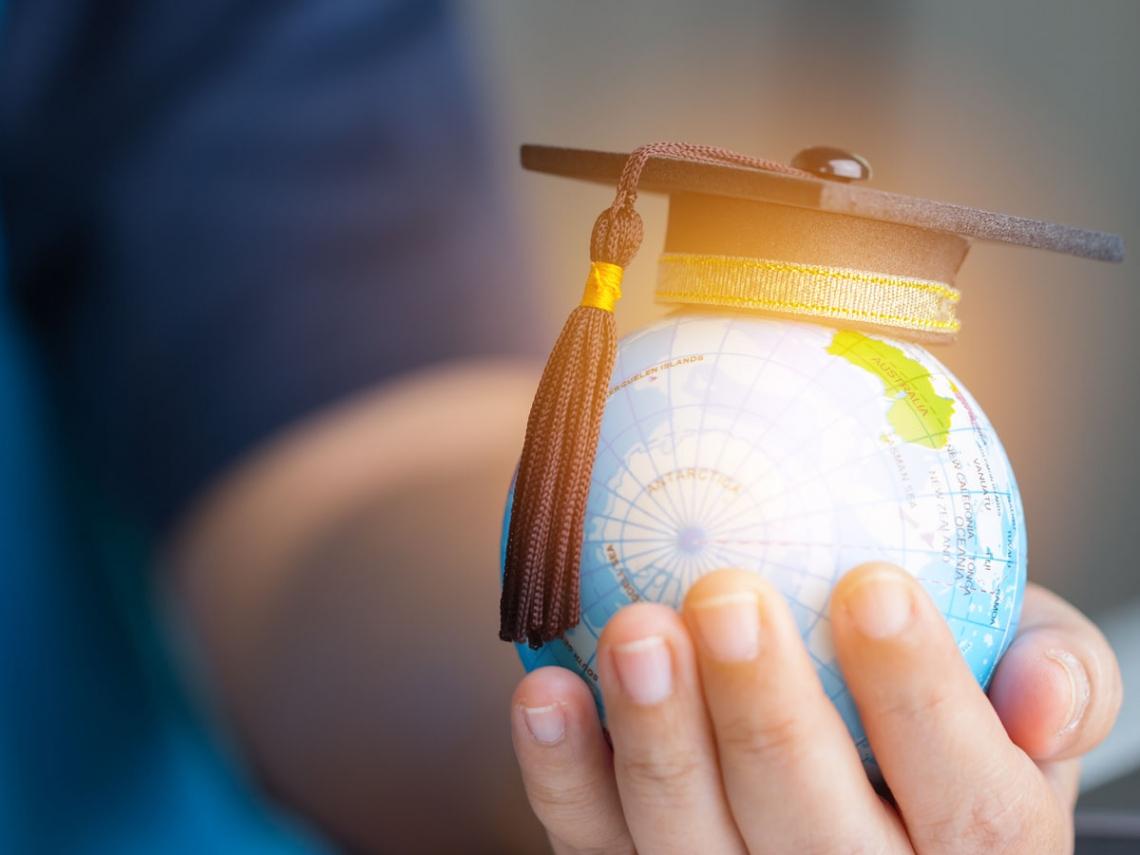 10歲小孩已去過幾十個國家...教育,拚的是父母的眼界