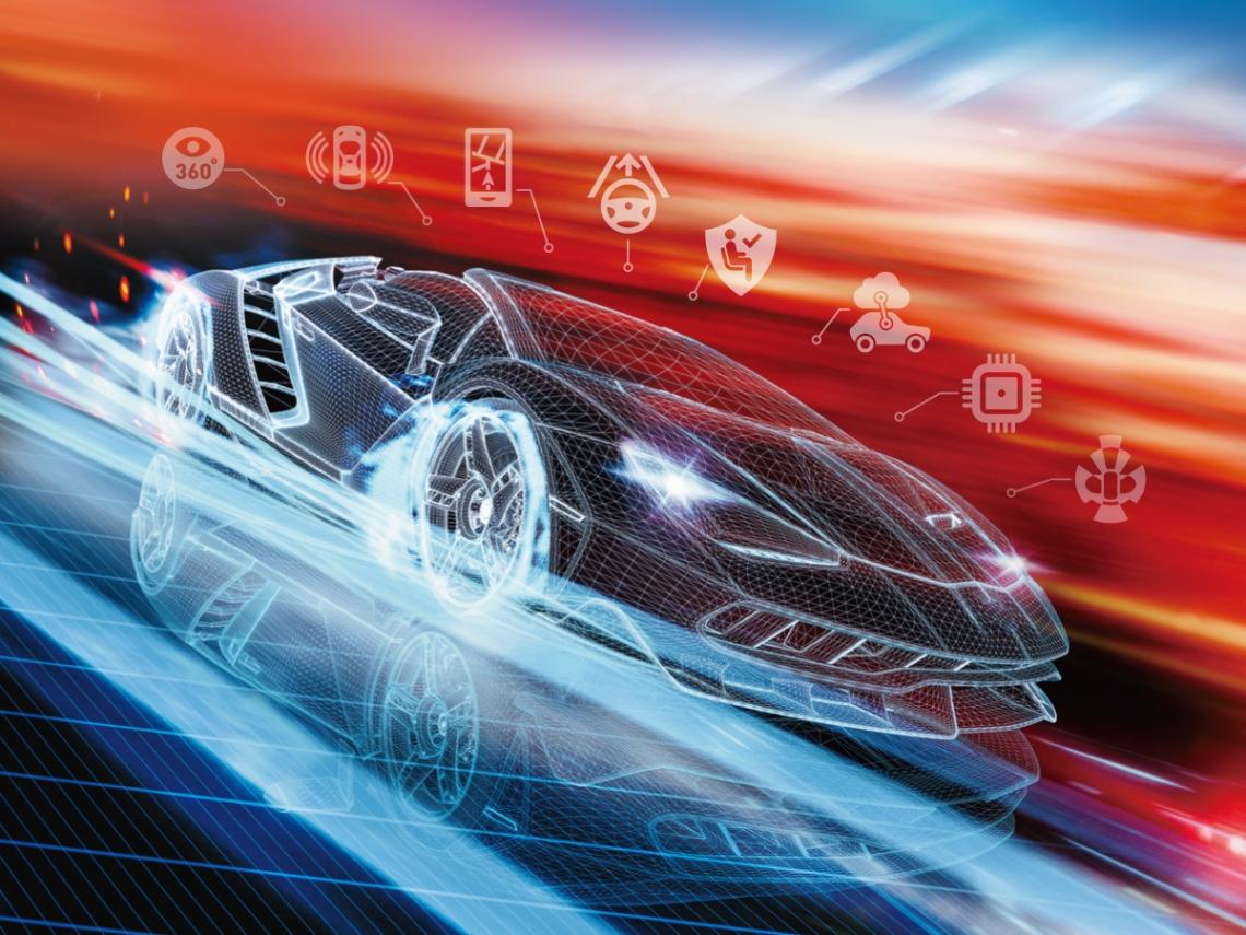 感知次系統開啟自駕新紀元