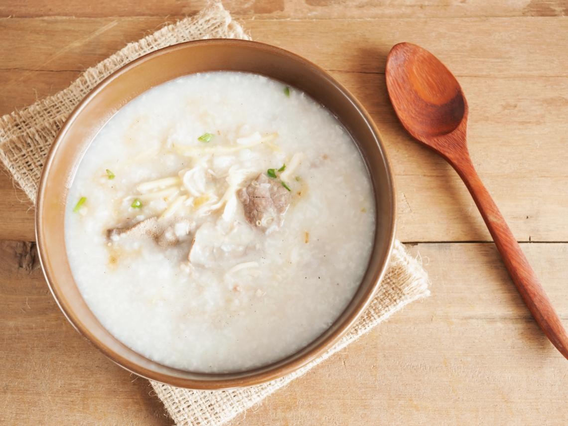 胃痛、胃脹氣要喝粥?中醫:這款粥好消化、可修復腸胃