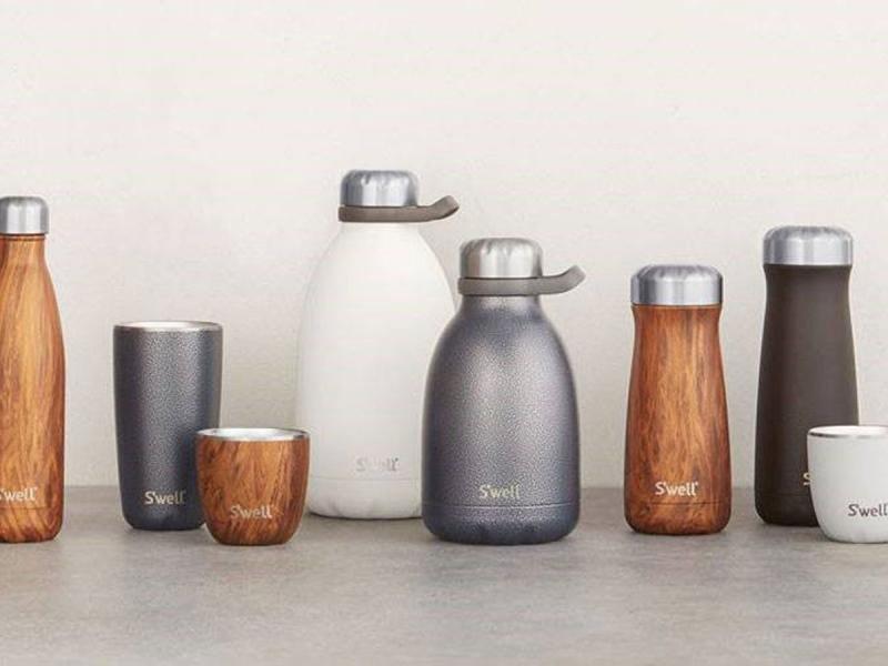 星巴克指定、歐普拉推薦!34歲女會計師,設計出時尚又環保的保溫瓶