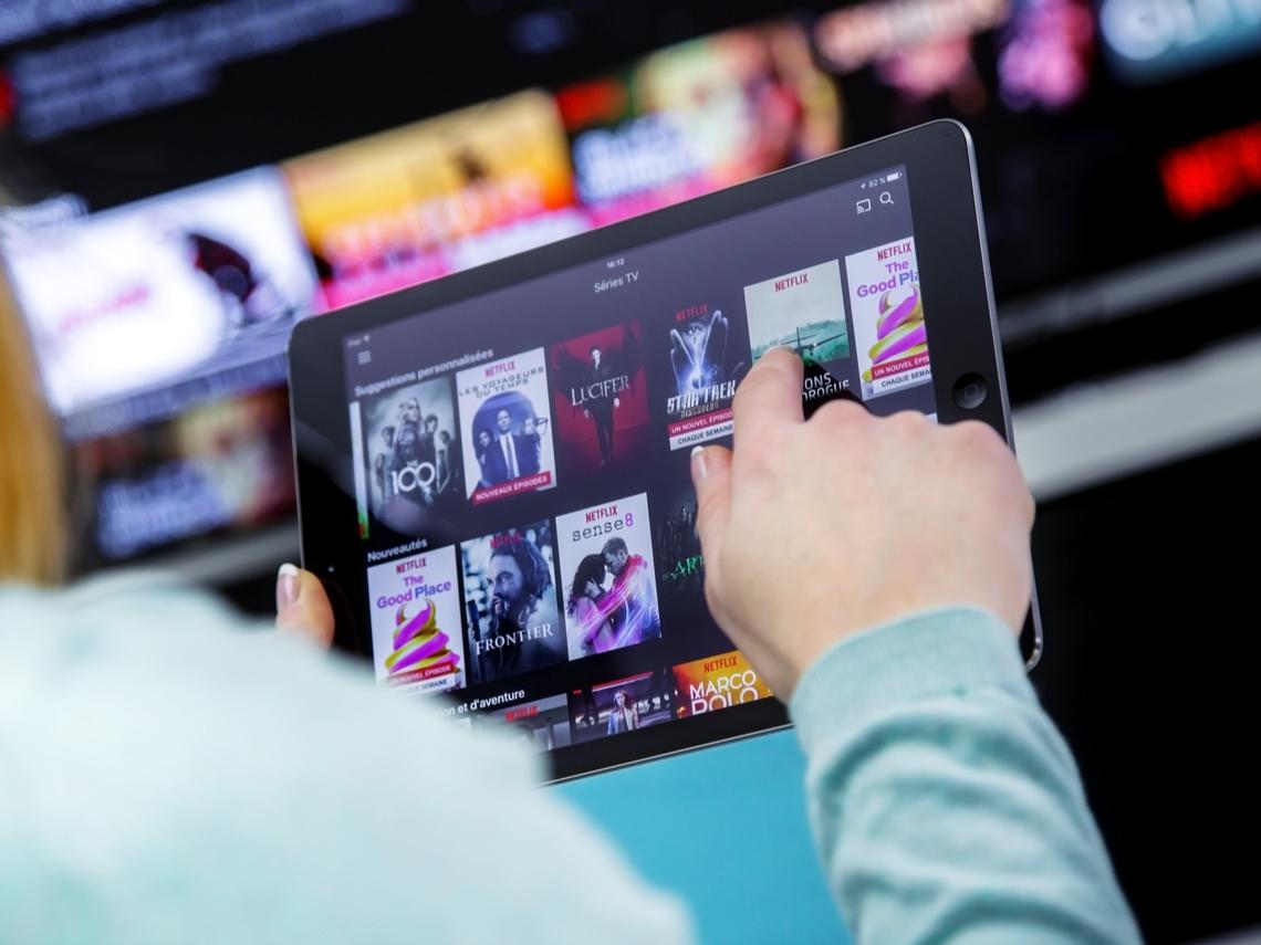 蘋果、Netflix、迪士尼共赴殺戮戰場  搶眼球大戰誰占上風?
