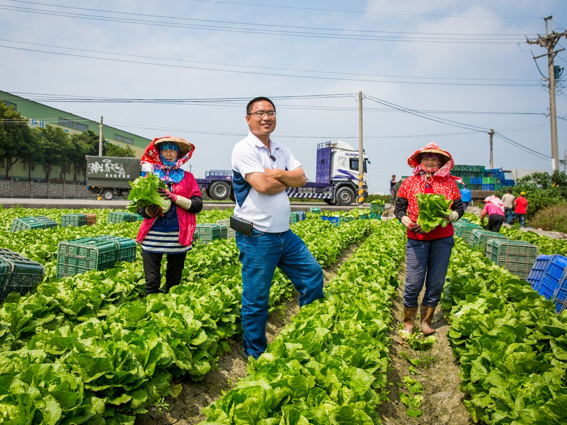 迷走的台灣農業