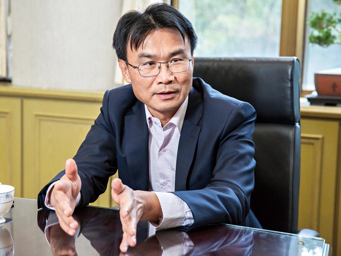農委會主委陳吉仲談重建制度:面對農業問題  不能只處理表面