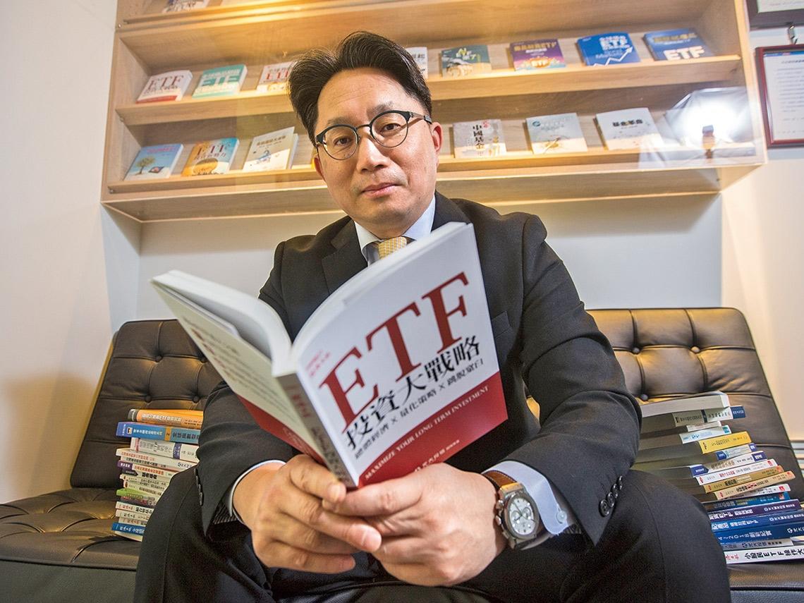 【22屆金鑽獎報導】台灣ETF教父劉宗聖  打造最強客製組合
