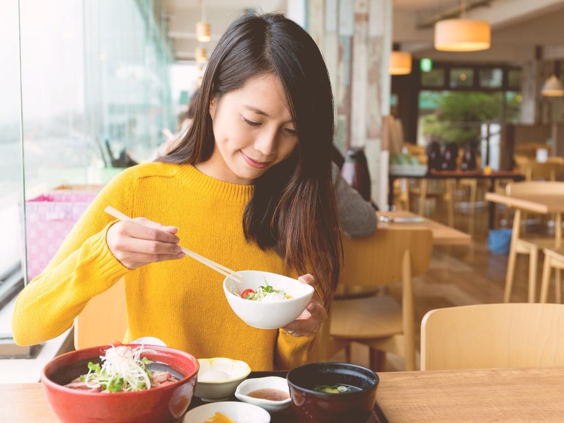 外食族早午晚餐10招,增加蔬果、膳食纖維攝取