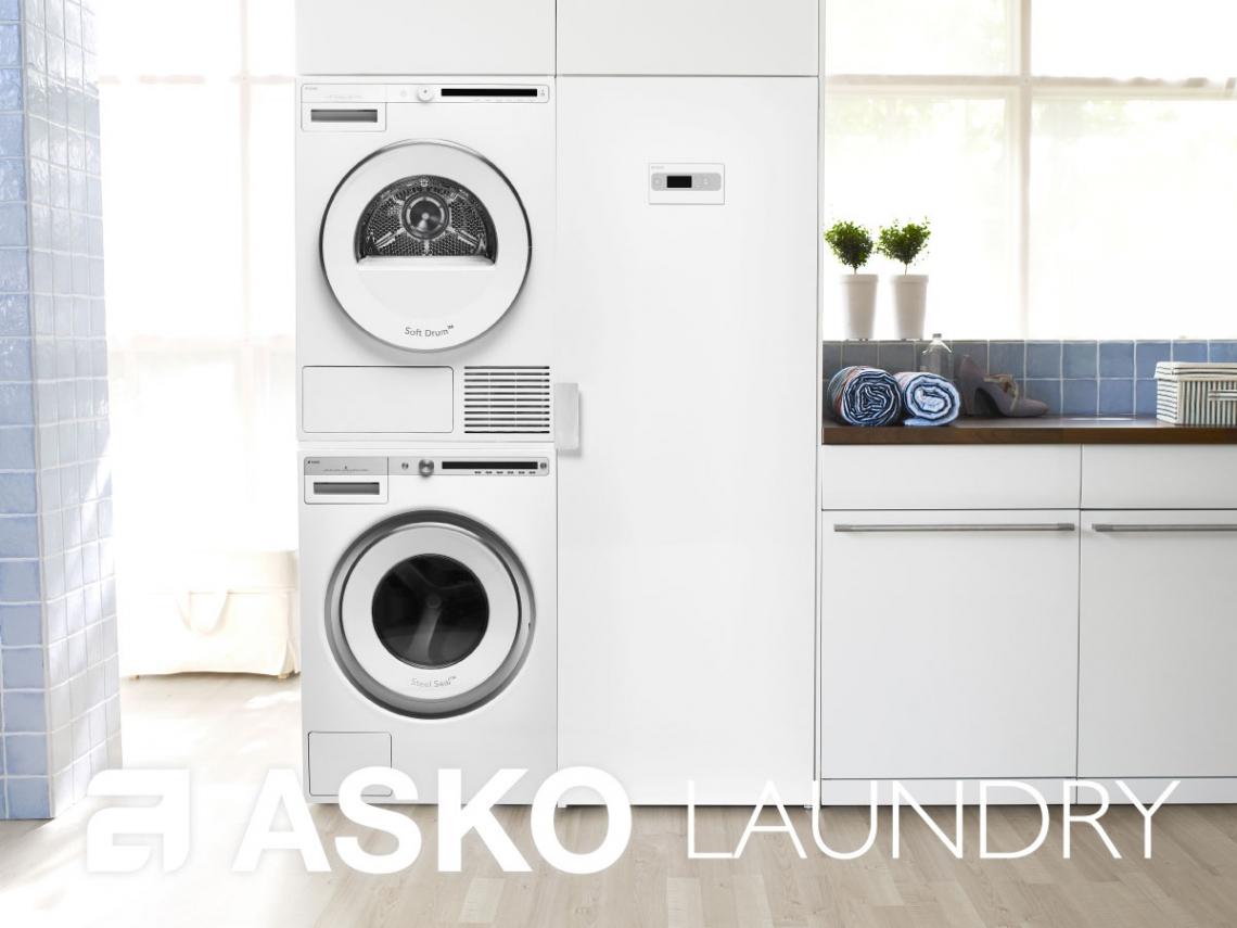 """好設計帶來好生活 ASKO打造洗衣新""""淨""""界"""
