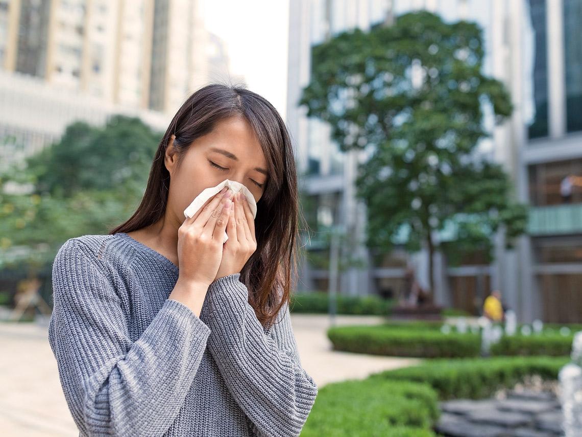 根絕過敏性鼻炎  你要知道的三件事