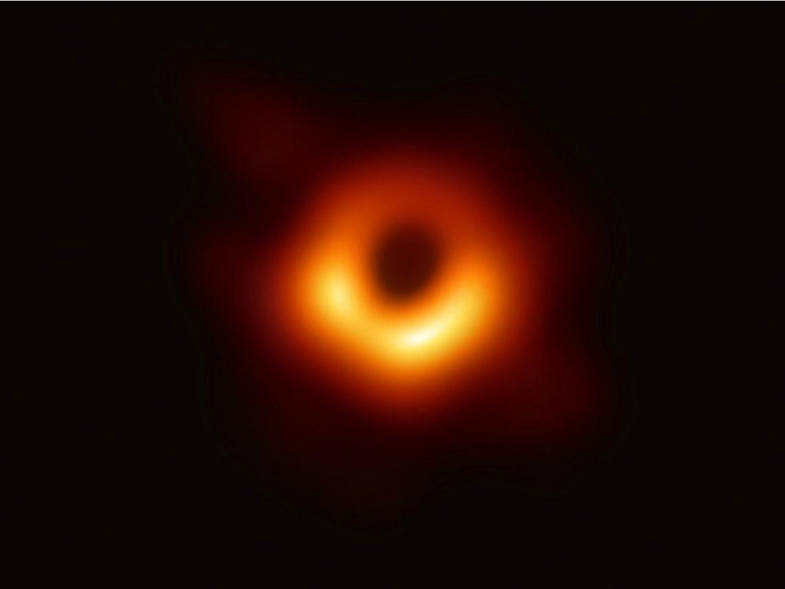 黑洞影像如照片失焦?孫維新解答科學家感動的原因