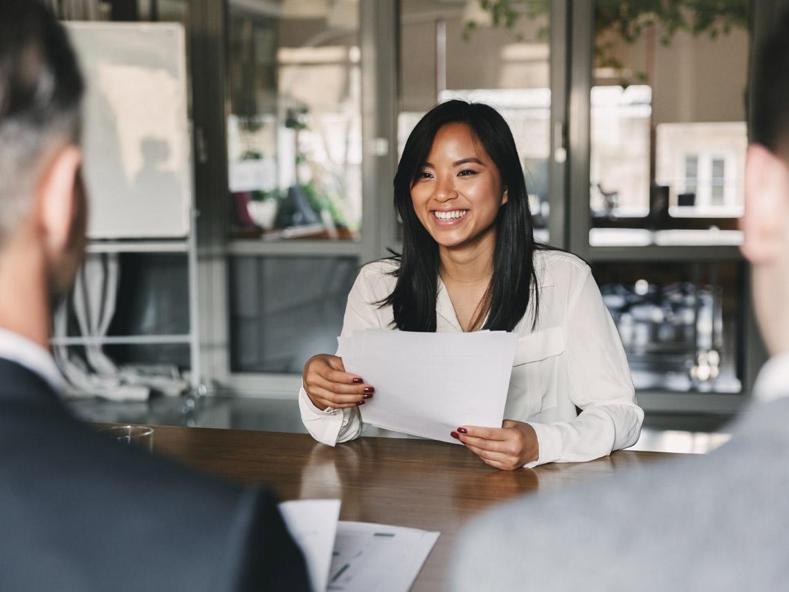 求職也有潛規則  做到這6件事,面試成功率提升50%