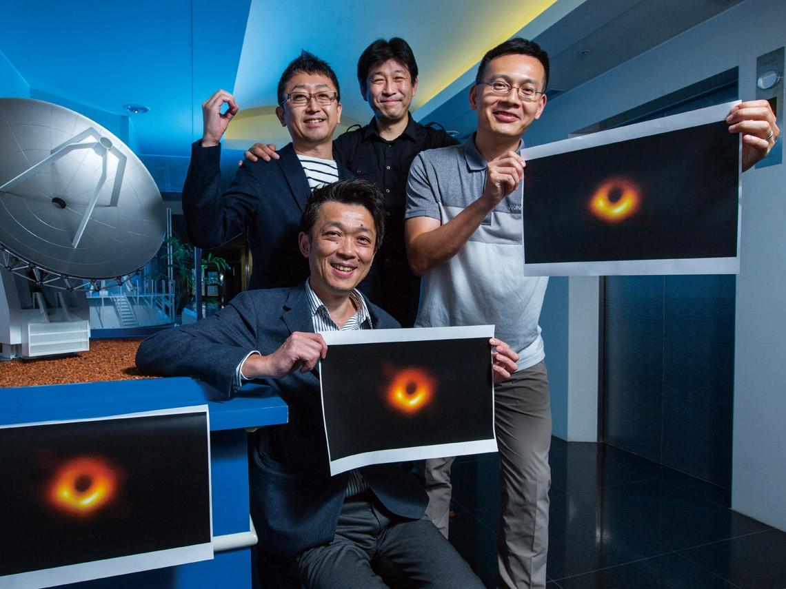 2大關鍵 讓台灣成黑洞解謎要角