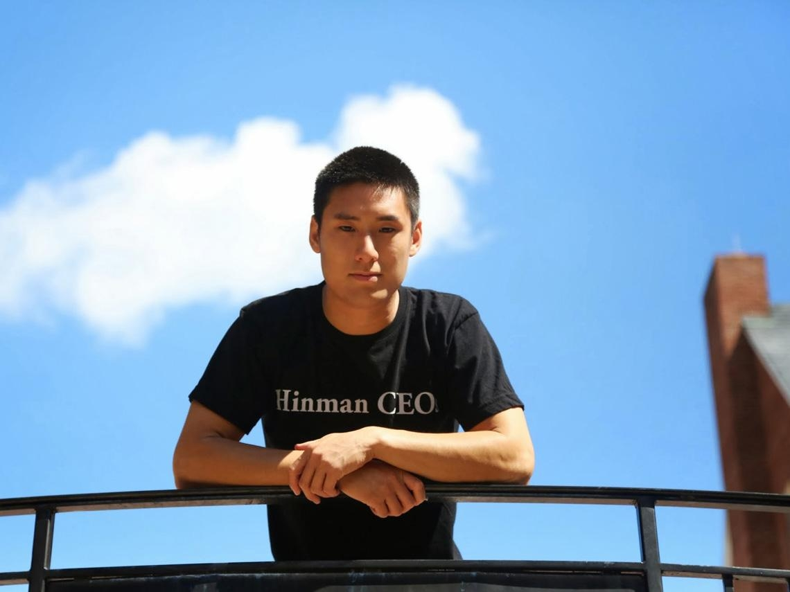 台裔小子闖矽谷  24歲創三公司