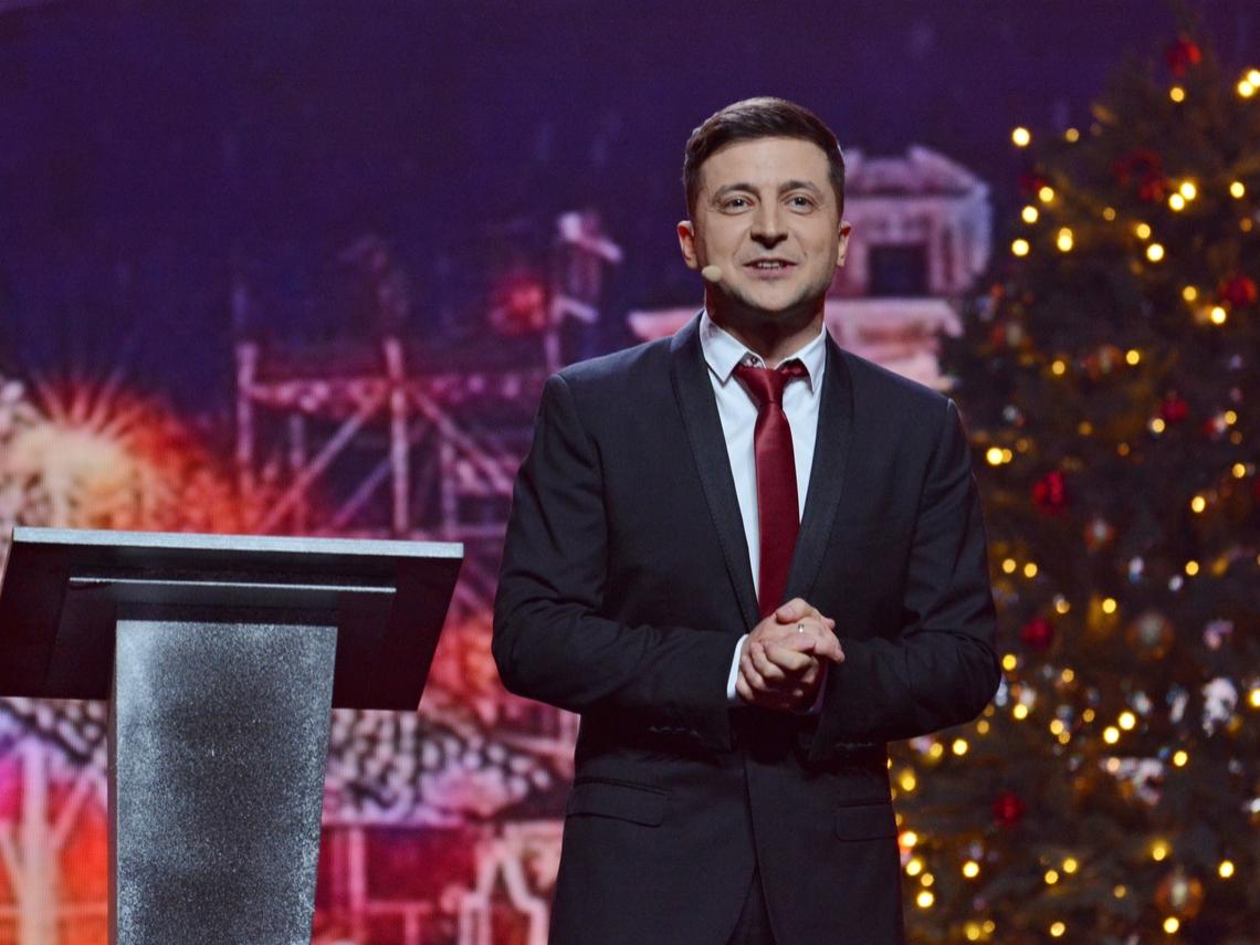喜劇演員當總統 烏克蘭人絕望式豪賭?