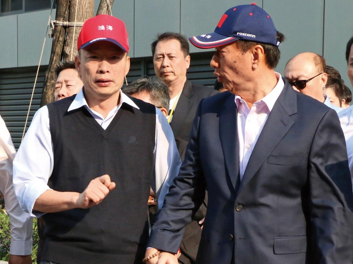 郭、韓對決怎麼打? 三大戰場關鍵解析
