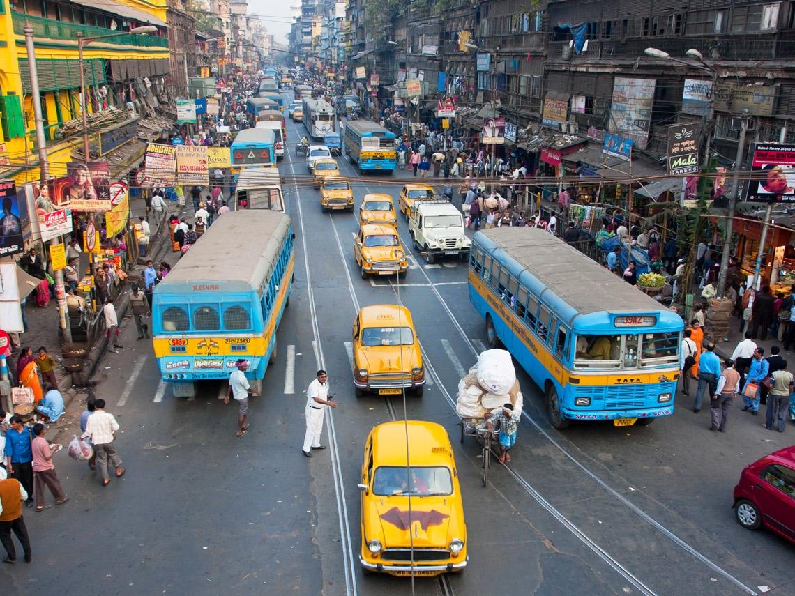 在印度,為什麼計程車永遠抵達不了目的地?