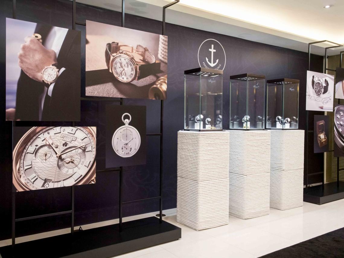 瑞士頂級鐘錶品牌寶璣席捲台灣台中 寶鴻堂鐘表旗艦店全新開幕