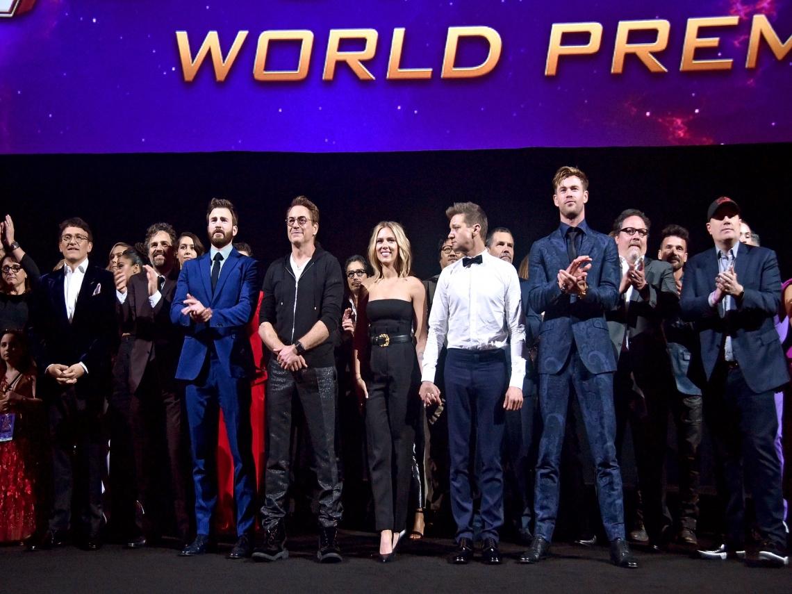 《復仇者聯盟4》票房創紀錄  漫威英雄誰最會賺?