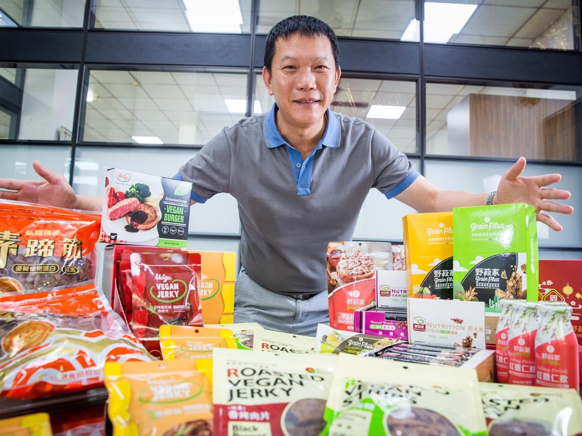 雲林食品小廠   收服全球龍頭超市之路