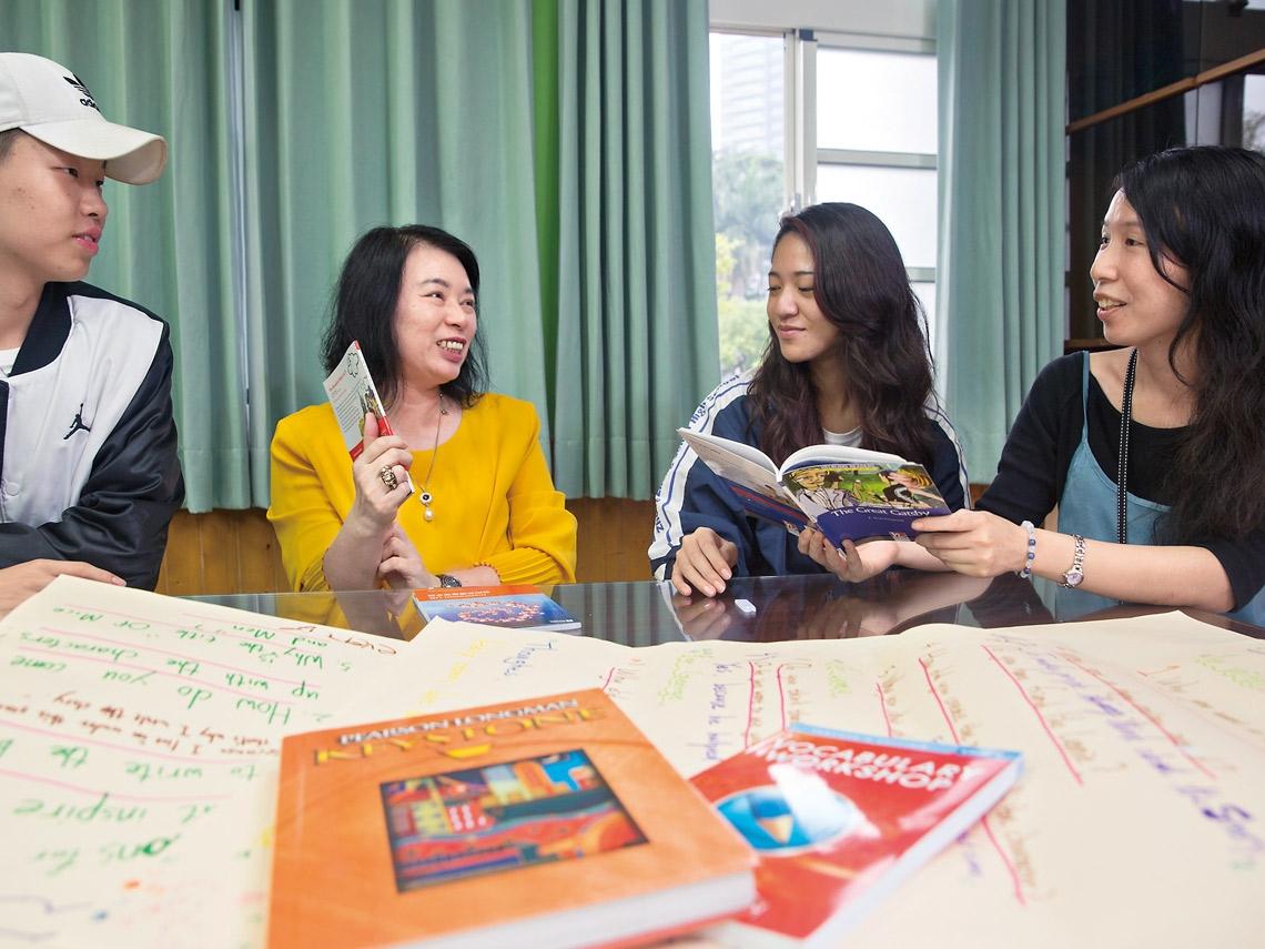 8封休學申請書的震撼 她用「雙聯學制」留學生