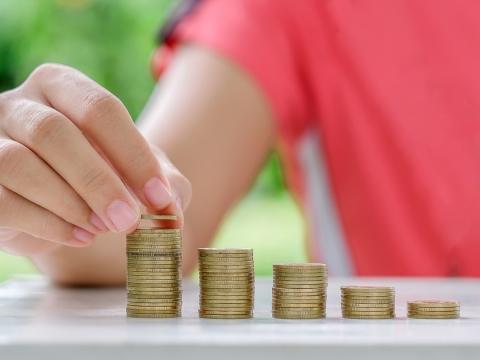 挑選年報酬率5%股票 退休投資理財很簡單