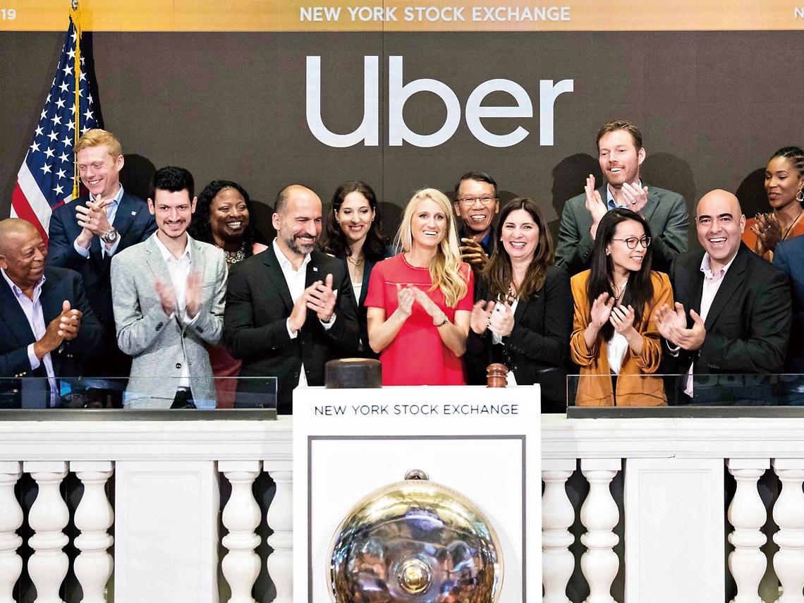 超級獨角獸Uber重摔一跤的背後警訊