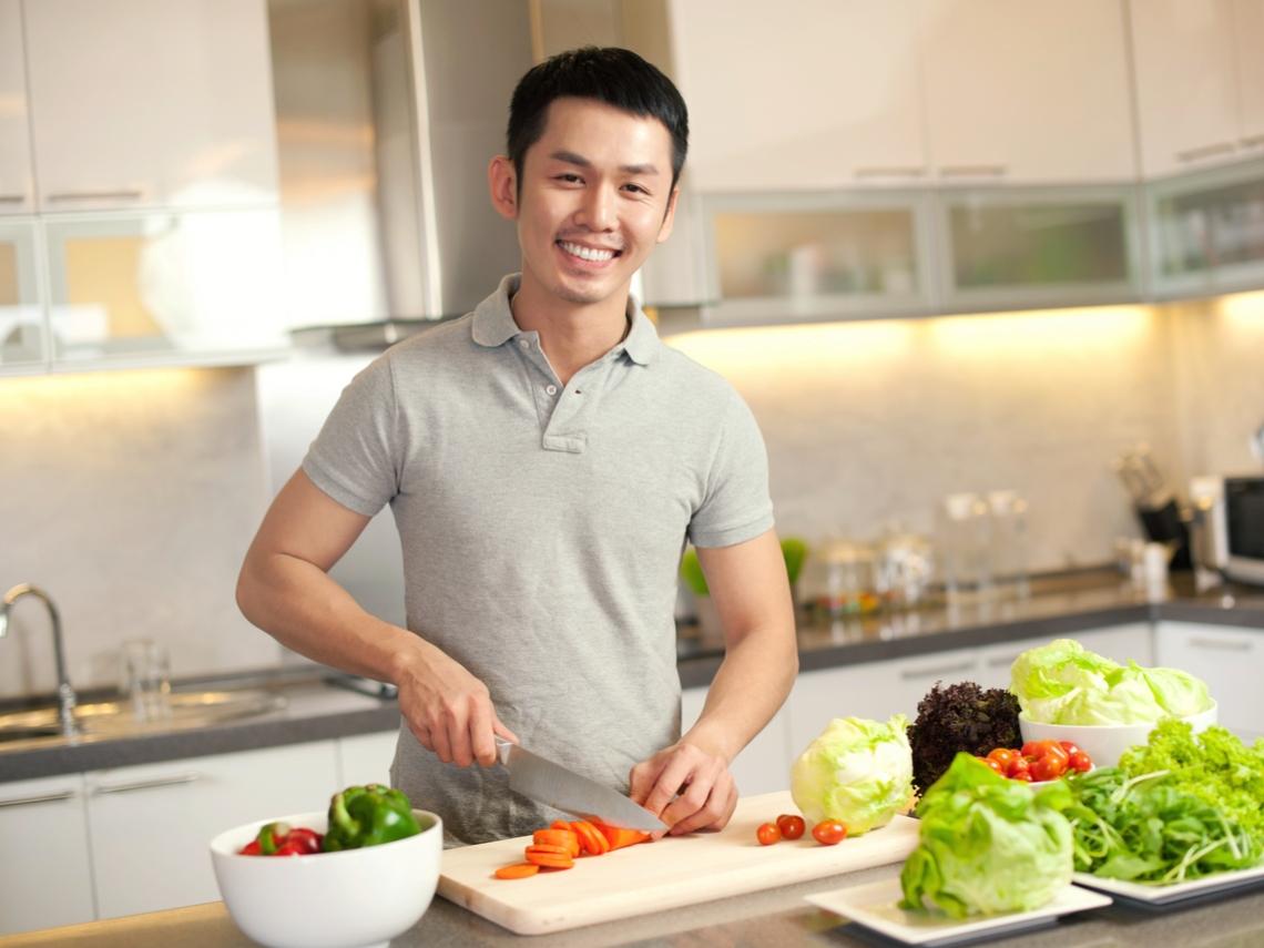 防癌、養生都可以!北醫教授韓柏檉分享「防癌餐盤」這樣吃