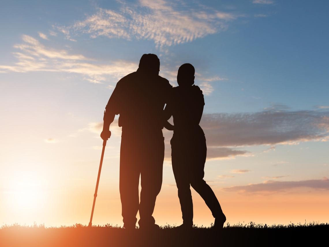 與父母相伴的最後時光,我選擇放下:向過去說再見,美好關係就能從頭再來
