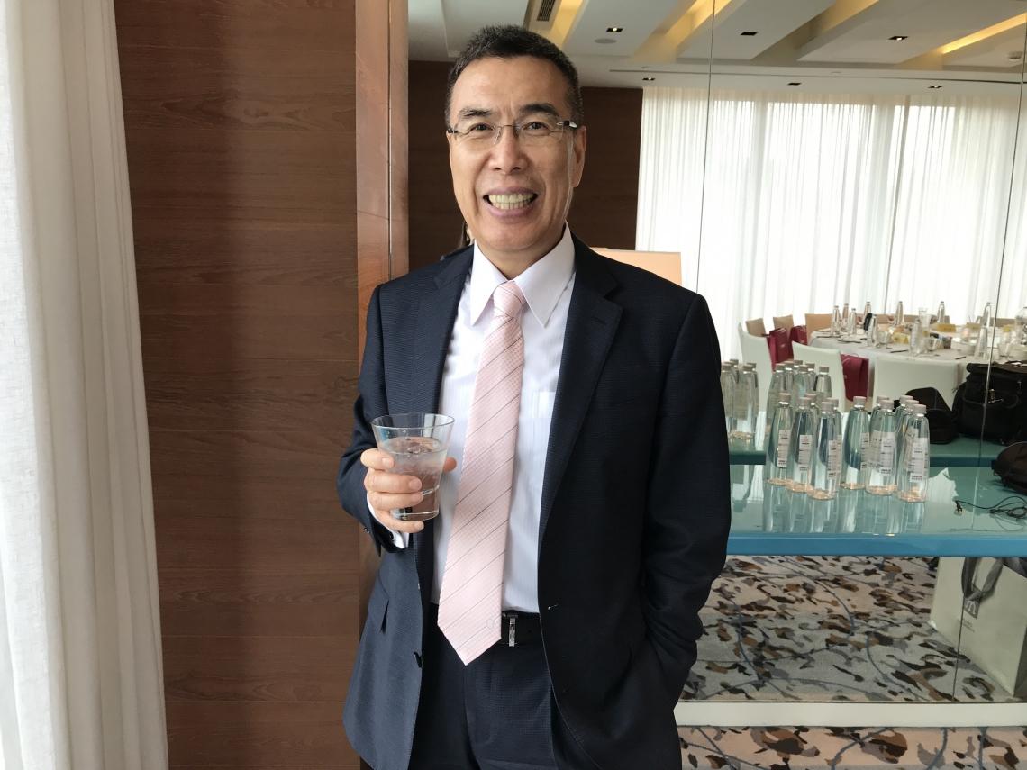 電商新兵空降momo總經理 蔡明忠整合台灣大集團賣什麼藥?