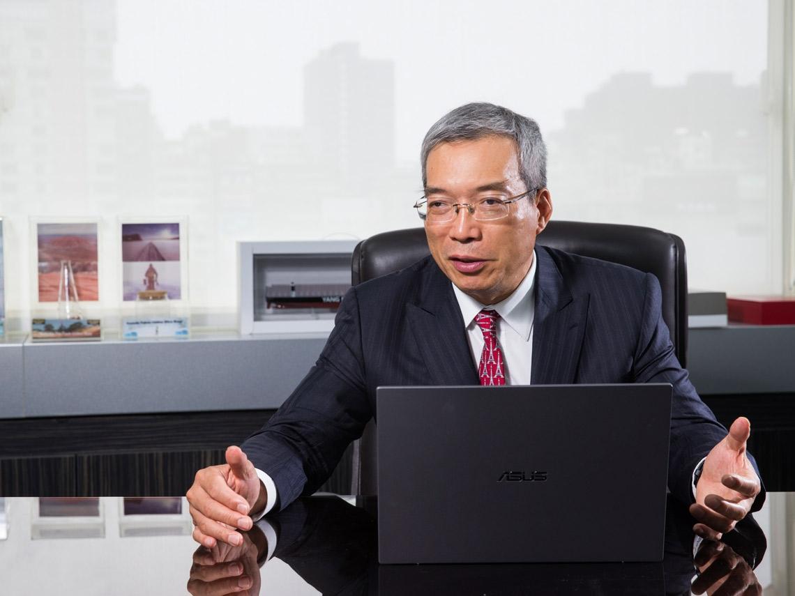 老謝:川普揮大刀重傷筆電、手機  台灣電子五哥陷入困境