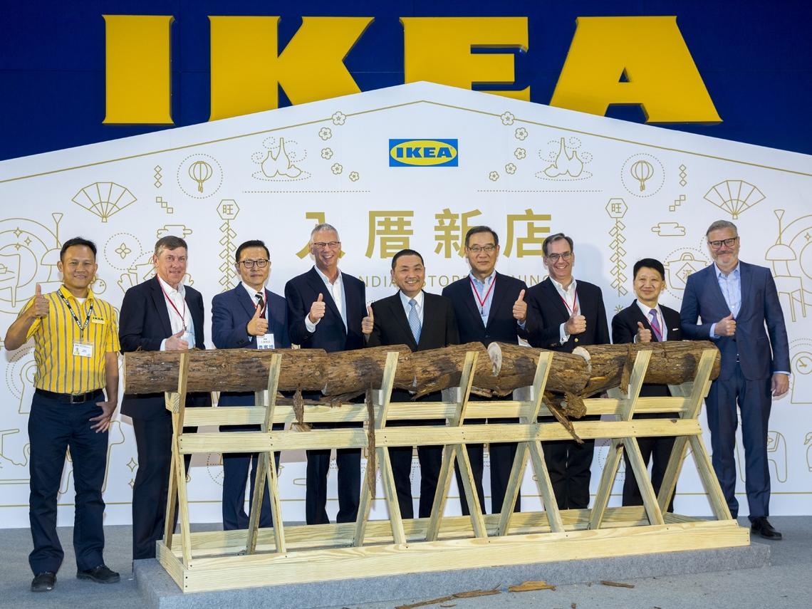總部大裁員  IKEA卻敢加碼在台展店